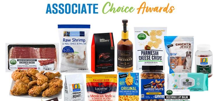 Albertsons associates pick favorite own brands