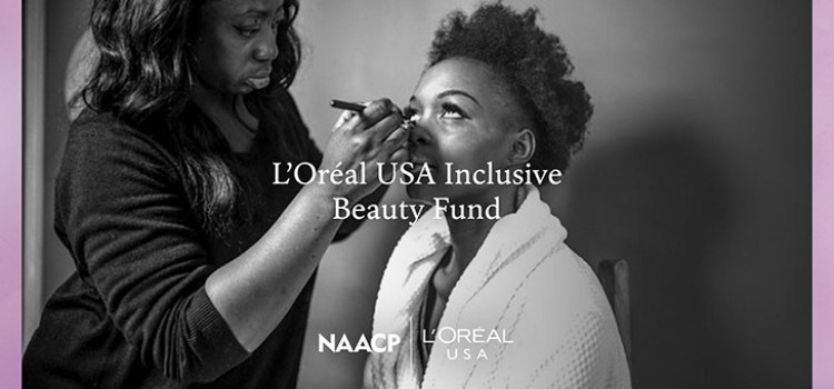 L'Oréal USA partners with NAACP to launch beauty fund