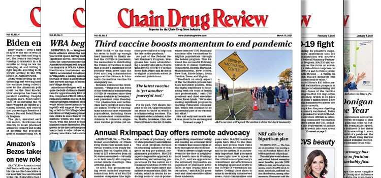 Read the entire March 15 print edition of Chain Drug Review