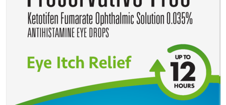 Bausch + Lomb launches Alaway Preservative Free antihistamine eye drops