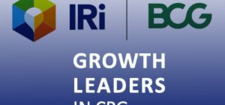 IRI and Boston Consulting Group announce 2020 U.S. CPG Growth Leaders List