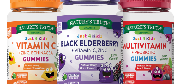Nature's Truth launches new gummies for kids
