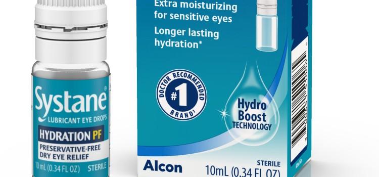 Alcon launches Systane Hydration Multi-Dose Preservative-Free Lubricant Eye Drops in the U.S.