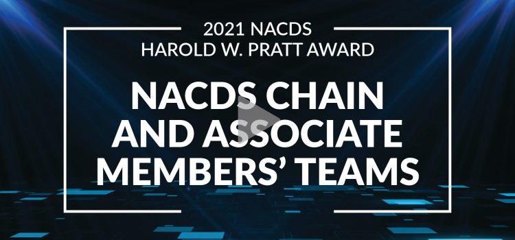 NACDS presents Harold W. Pratt Award to member pharmacy teams