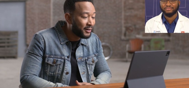 Walgreens teams with John Legend to promote COVID vaccinations