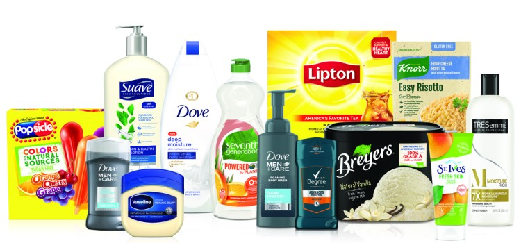 Unilever's Thomas: The company built its portfolio on what shoppers need