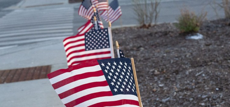 Walgreens honors veterans this weekend