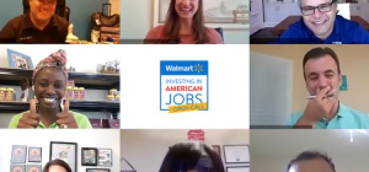 Walmart selects 2021 Open Call finalists