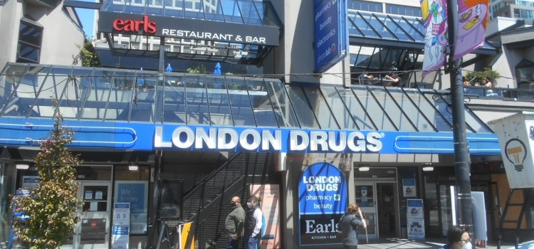 London Drugs celebrates store renovations with live entertainment