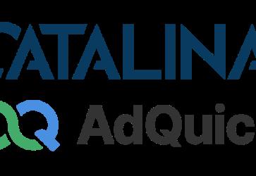 Catalina partners with AdQuick.com