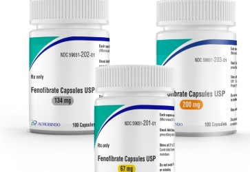 Aurobindo receives FDA approval for fenofibrate capsules