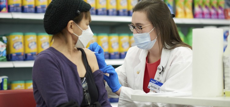 Meijer prepares to administer high volume of COVID-19 booster shots