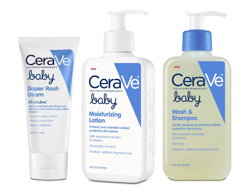 Valeant Pharmaceuticals CeraVe Baby Product Group