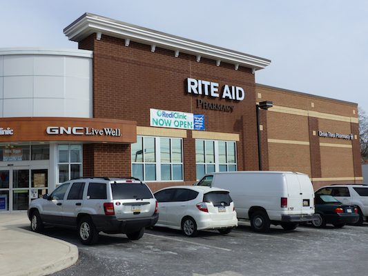 Rite Aid Newtown Sq PA front