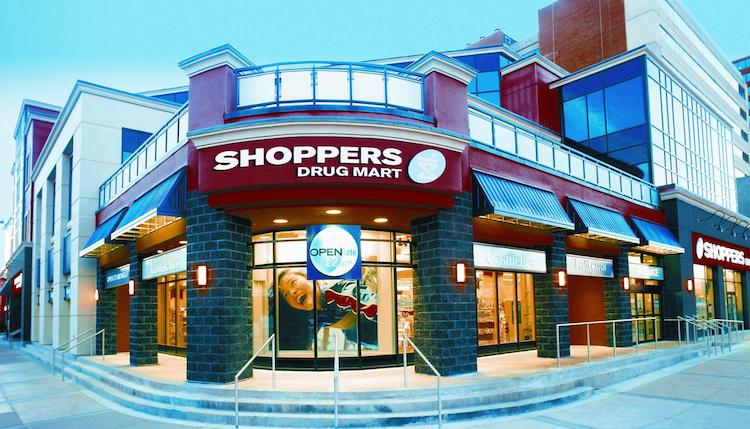 SDM corner store ext