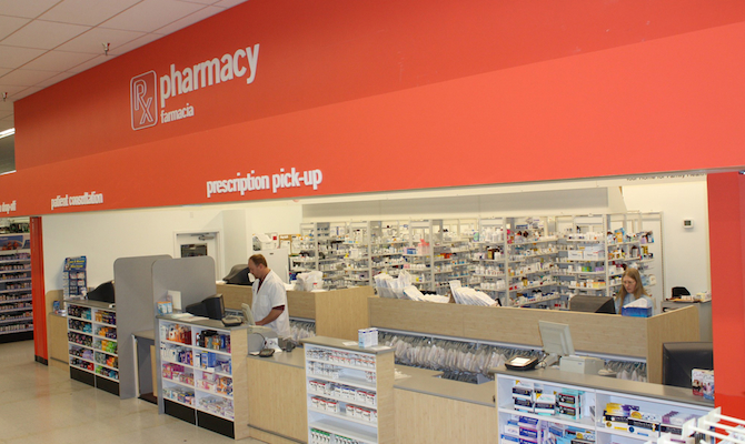 Kmart pharmacy dept