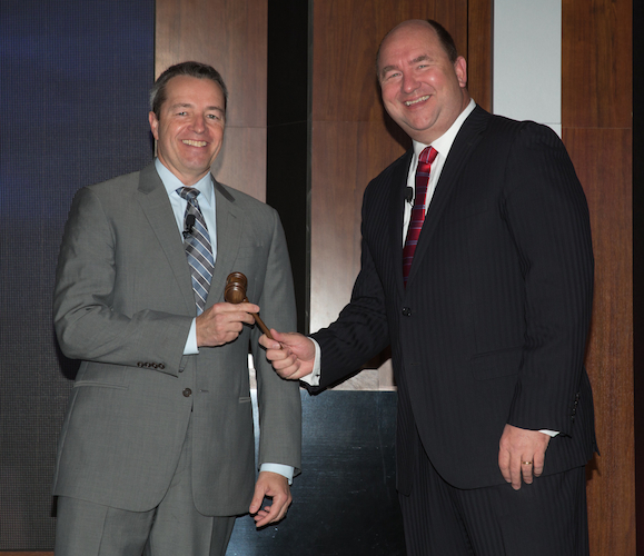 NACDS 2015 chairman gavel exchange
