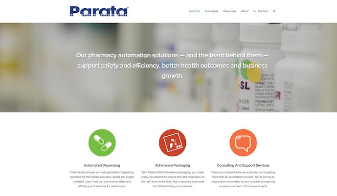 Parata new website_April 2015_featured