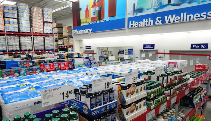 Sams Club pharmacy area_Nov2014_featured
