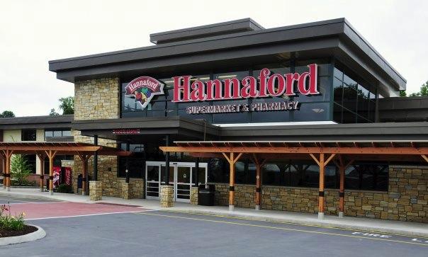 Hannaford store copy