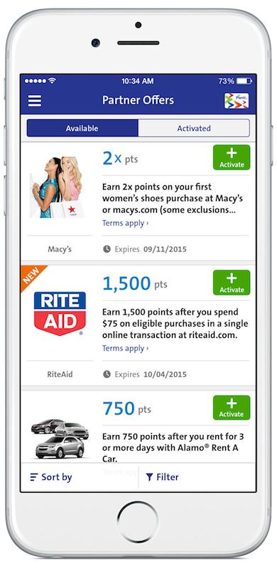 Rite Aid Plenti mobile offers