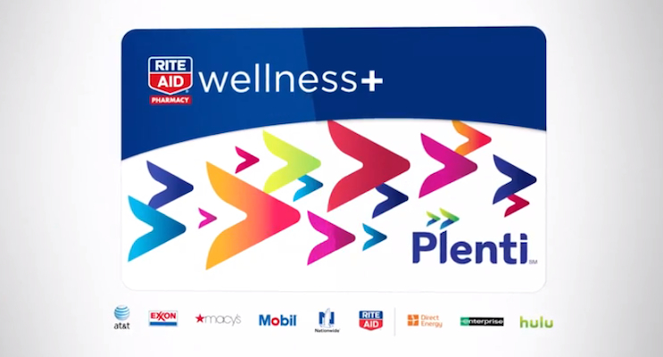 Rite Aid wellness+ with Plenti card_featured