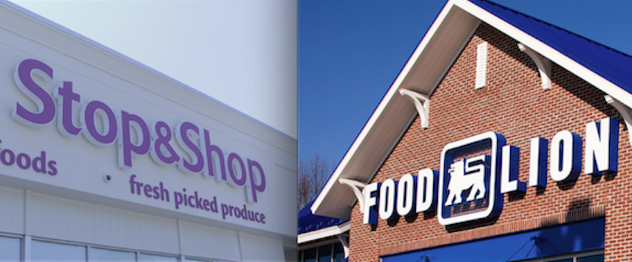 Ahold Delhaize merger_store signs_featured