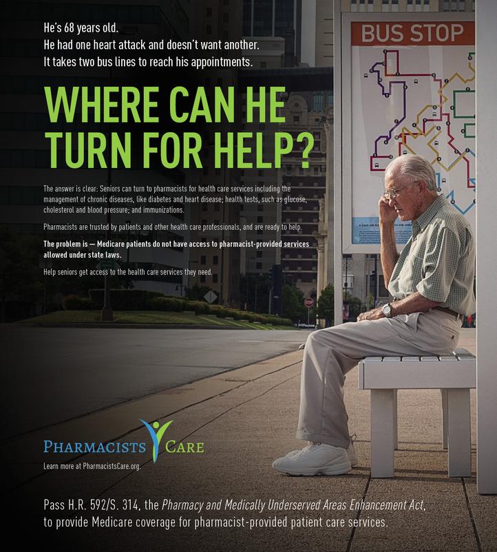 PAPCC provider status print ad