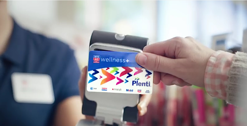 Rite Aid wellness Plenti card closeup_featured