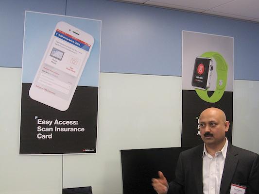 CVS Digital Innovation Lab_Vijay Kukreja_June 2015