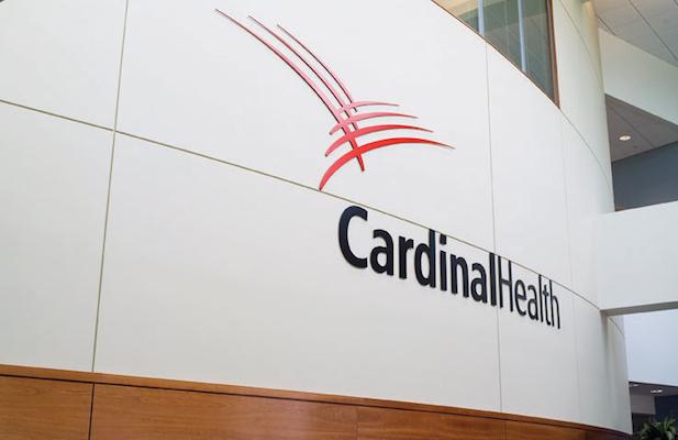 Cardinal logo inside HQ building_featured