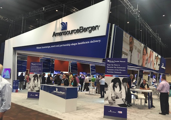 Amerisource booth_ThoughtSpot 2015