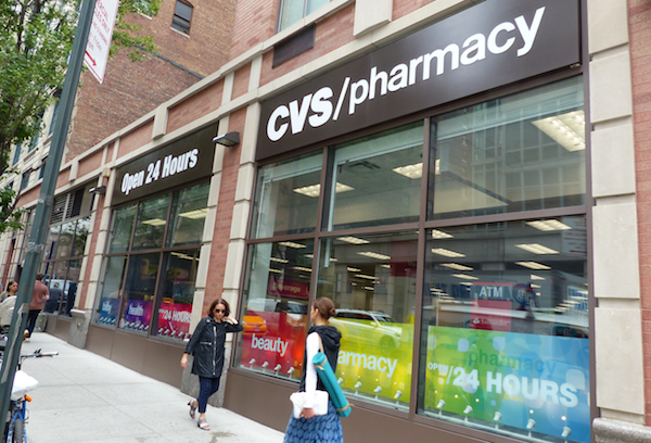 CVS store 25th Street NYC