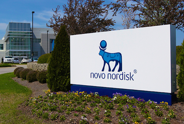 Novo Nordisk HQ building