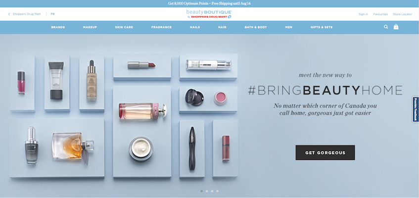 SDM beautyBOUTIQUE online store_featured