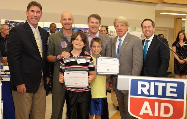 Rite Aid Folds of Honor event_VA Beach