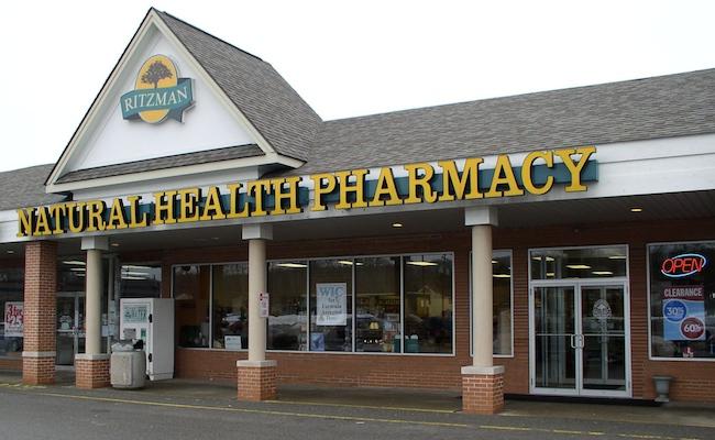 Ritzman Pharmacy store_Rittman OH