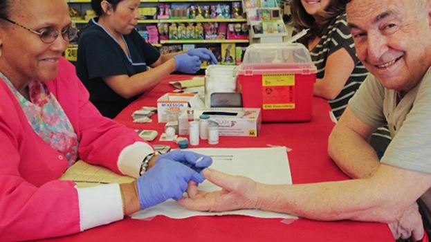 CVS Project health screening