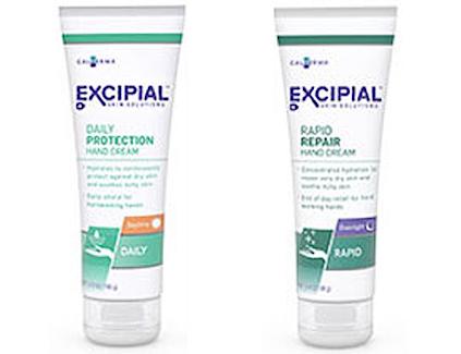 Galderma Excipial hand cream