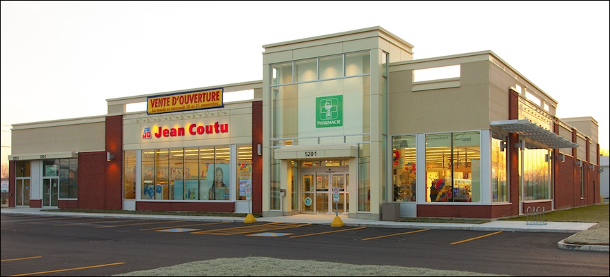 Jean Coutu storefront_with border