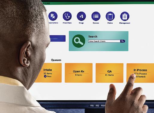 QS1 SharpRx pharmacy system