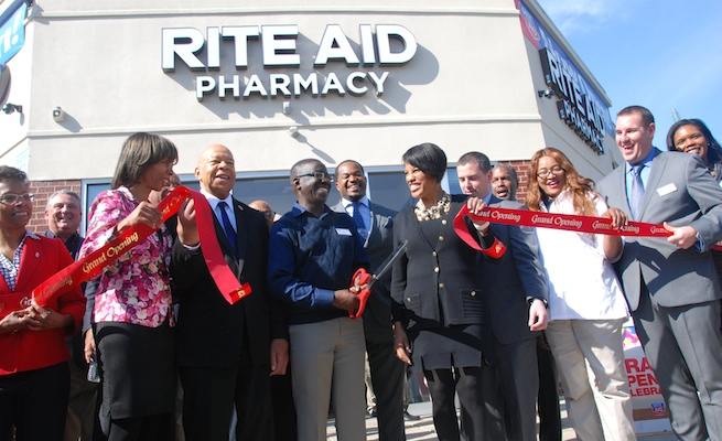 Rite Aid Baltimore reopen
