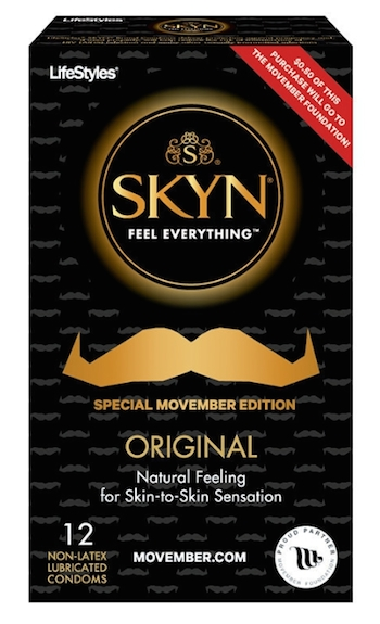 SKYN Movember Edition Package