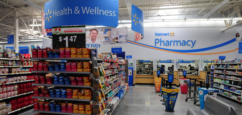 Walmart Supercenter_Springdale_Arkansas