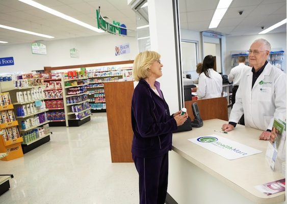 pharmacy customer_health mart