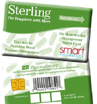 PharmaSmart card_Sterling Pharmacy