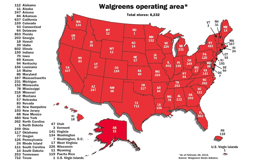 A bit of Walgreens-Rite Aid geography Rite Aid Locations Map on winn dixie locations map, health mart locations map, a&p locations map, pep boys locations map, petsmart locations map, winco foods locations map, cvs locations map, outback steakhouse locations map, nike locations map, fred meyer locations map, kohl's locations map, friendly's locations map, ibm locations map, big lots locations map, jiffy lube locations map, comcast locations map, trader joe's locations map, market basket locations map, pilot travel center locations map, ihop locations map,