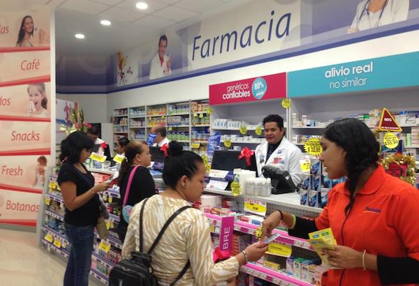Farmacias Benavides store_Monterrey Mexico