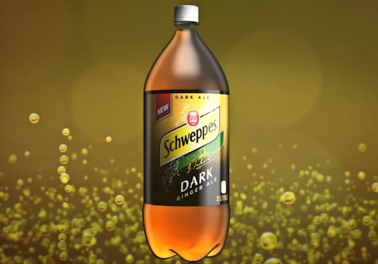 Schweppes rolls out dark ginger ale - CDR – Chain Drug Review