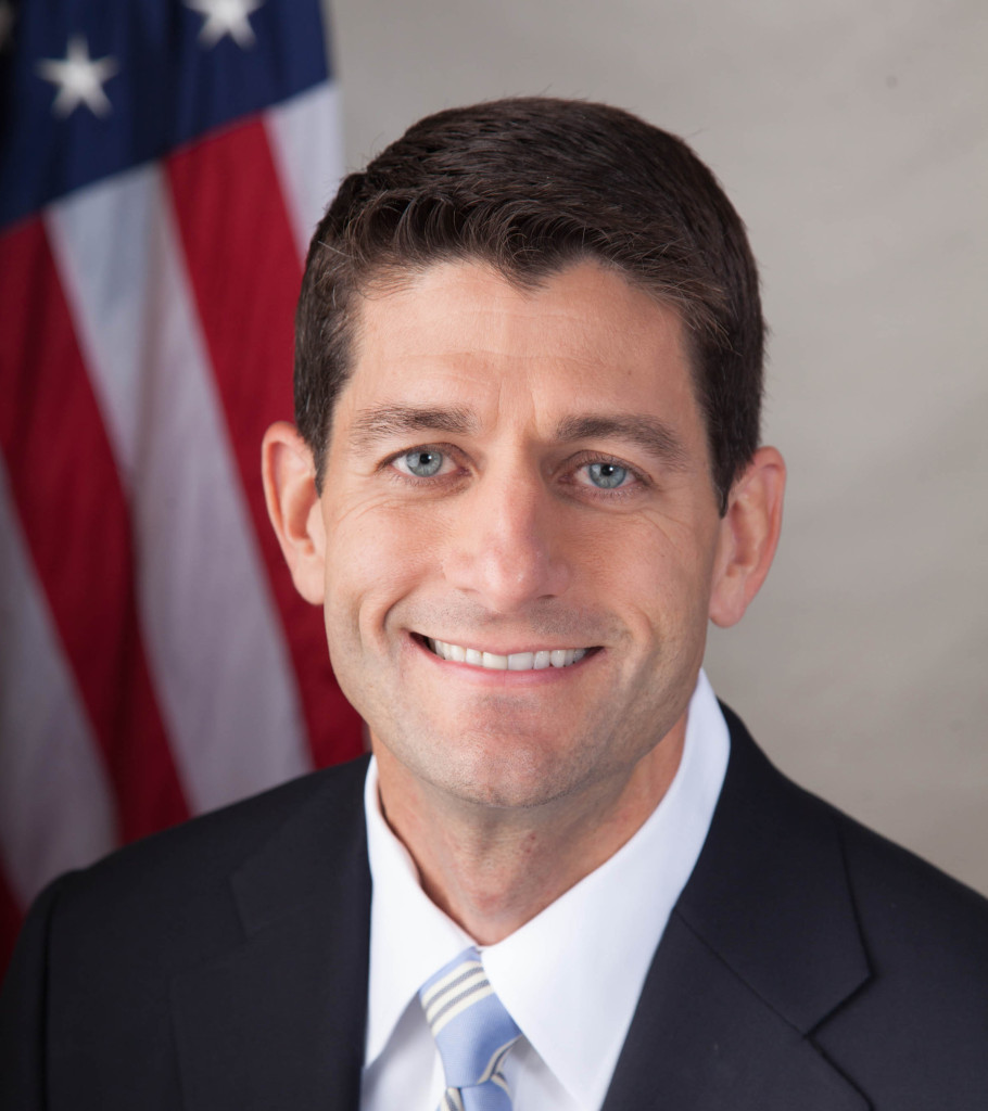Paul Ryan_House Speaker_Rep_Wis